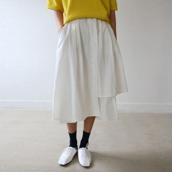 -2types- unbalance skirt