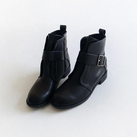 △40%off△buckle pointed ankle boots