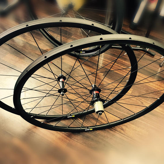 Bellatte CTR24 フルカーボンチューブラーホイール(1,092g)/Bellatte CTR24 Carbon Tubular Wheel