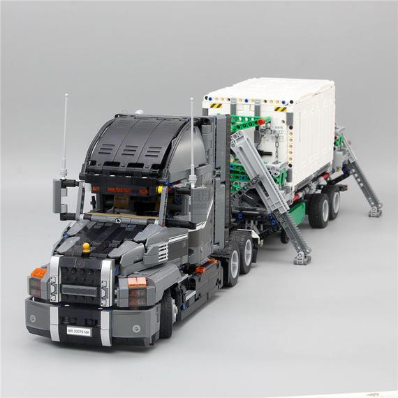 レゴ互換品 ビッグトラック テクニックシリーズ LEGO互換 2906ピース