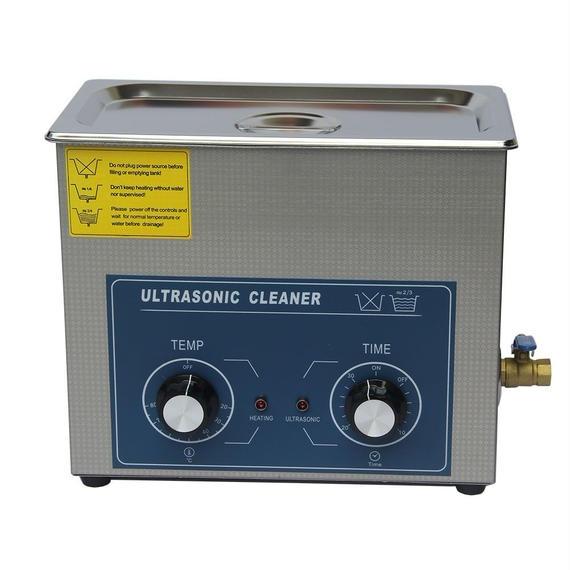 超音波洗浄機 洗浄器 6リットル 6L レコード洗浄 ヒーター