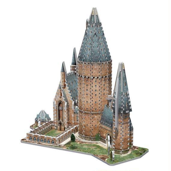 ハリーポッター ホグワーツ Great Hall 3D ジグソーパズル