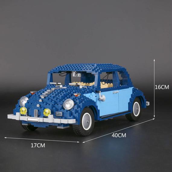 レゴ互換品  クリエイター フォルクスワーゲン ビートル  LEGO互換