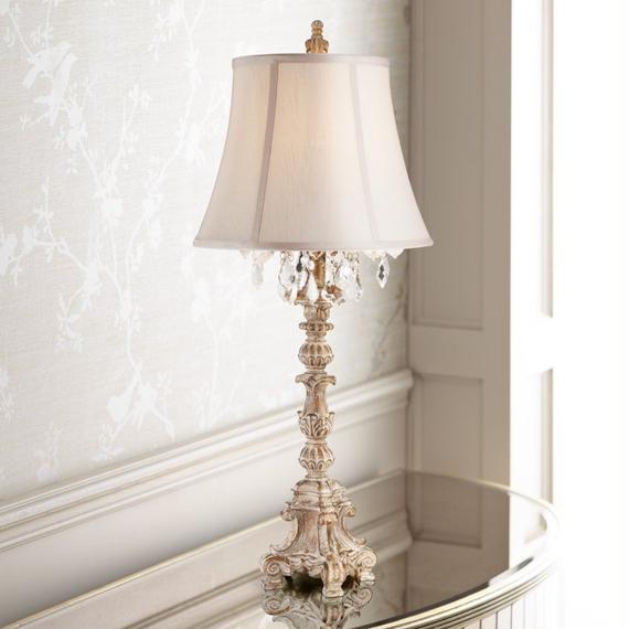クリスタルシャンデリアスタイルテーブルランプ卓上照明