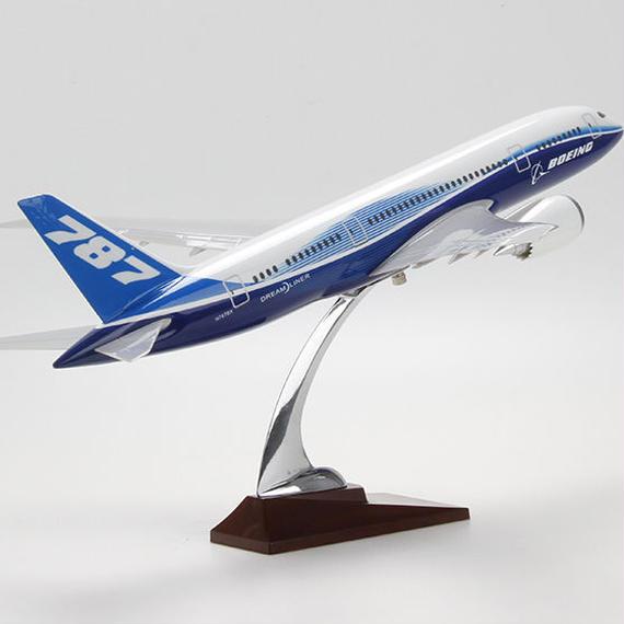 【新品】 ボーイングB787 Boeing B787 モデルエアクラフト 航空機
