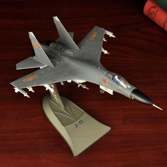 【新品】1/72 Shenyang J-11 モデルエアクラフト 航空機 戦闘機