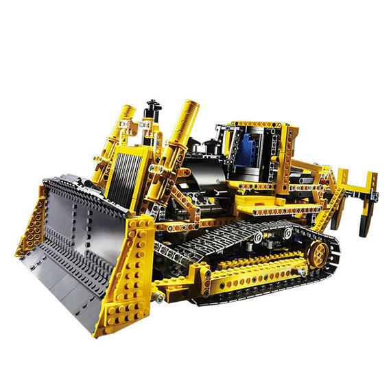 レゴ互換品 テクニックシリーズ ブルドーザー 1384ピース  LEGO互換