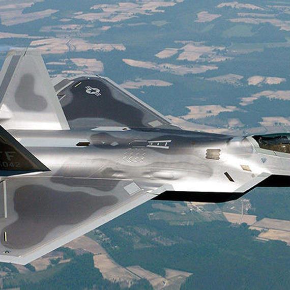 【新品】1/72 F-22 エフ22 モデルエアクラフト 航空機 戦闘機