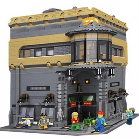 レゴ互換品 LEGO互換 クリエイター 恐竜博物館 5003ピース