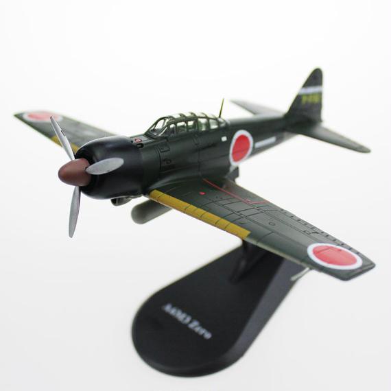 【新品】1/72 三菱 A6M3 零式艦上戦闘機 モデルエアクラフト 航空機 戦闘機