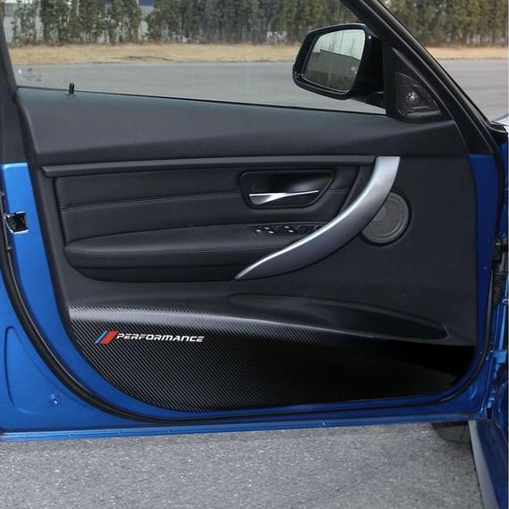 BMW用 ステッカー ドアプロテクションステッカー 内側 3,5シリーズ e90 X3 X4 X5 X6