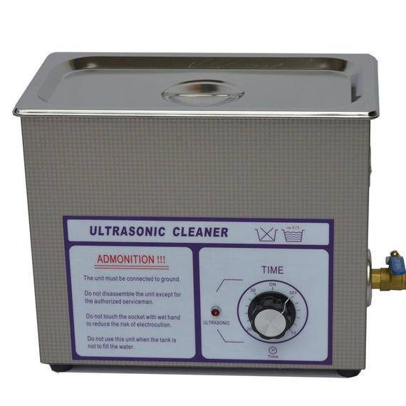 超音波洗浄機 6リットル 6L 超音波洗浄器 レコード洗浄