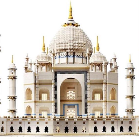レゴ互換品 タージマハル インド LEGO互換 5952ピース