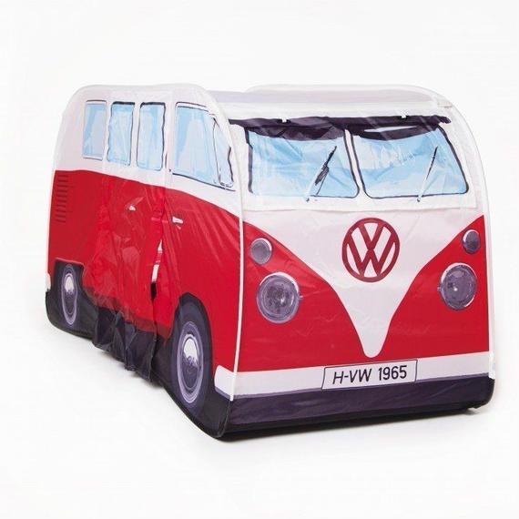 VWテント VW CAMPER PLAY TENT フォルクスワーゲン キッズ用