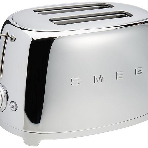 【smeg】人気のレトロデザイン トースター