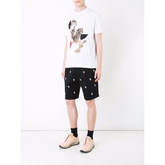NEIL BARRETT (ニールバレット) / Print T-Shirts(WHT)