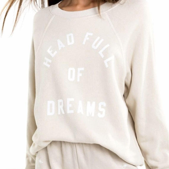 HEAD FULL OF DREAMS Swearshirts  /  Wildfox