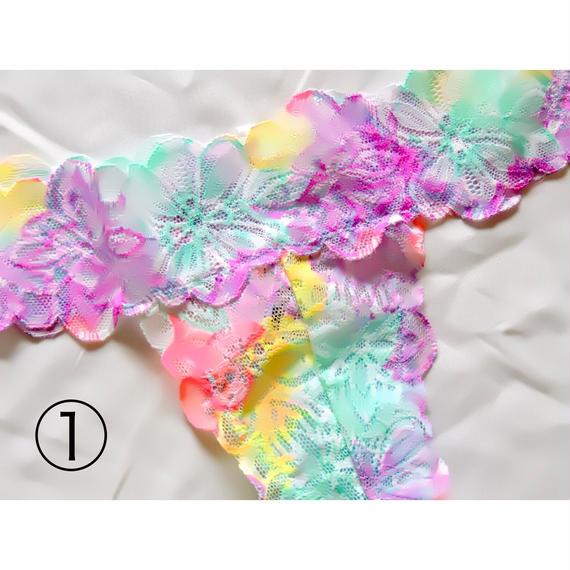 Floral print 3type  /  Victoria's secret