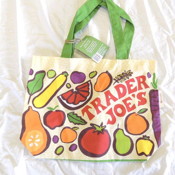 Eco bag  /  TraderJoe's