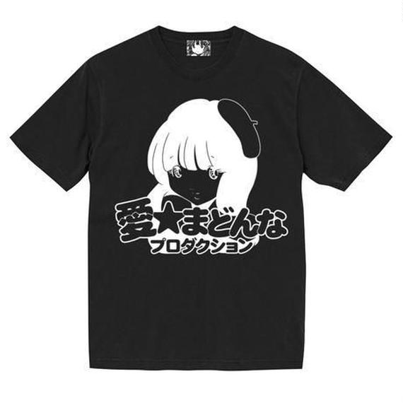ロゴT (黒)  / LOGO-T (BLACK)