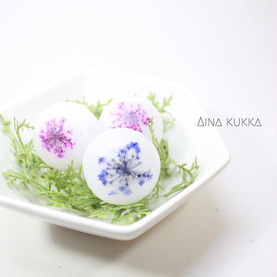 [Botanical Aroma wax ball-アロマワックスボール-]3個SET