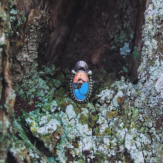 "Mystery turquoise   ""HEÃRT"""