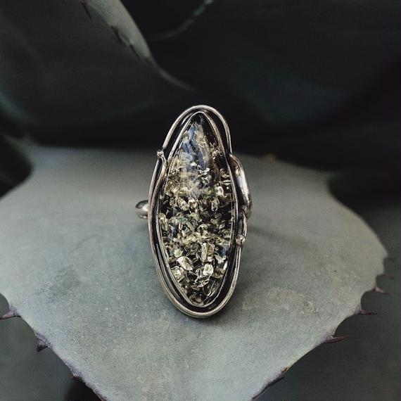 Maui dream green amber jewelry