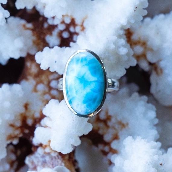 Wavy ocean spirit jewelry