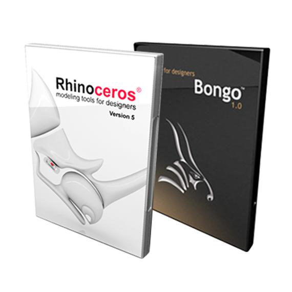 バンドル製品 Rhino/Bongo