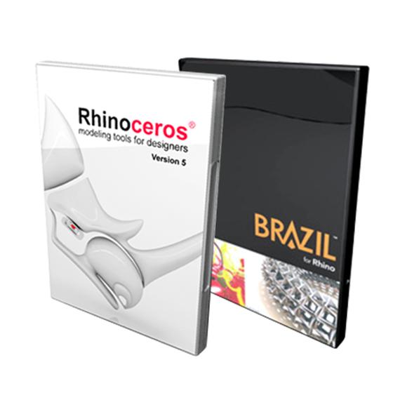 バンドル製品 Rhino/Brazil for Rhino