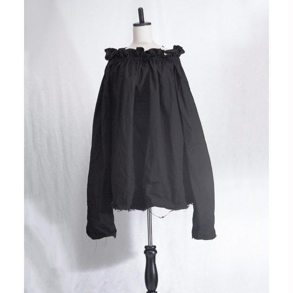 ▼au46-07op02-01/unisex/black
