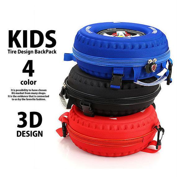 3Dタイヤバッグ