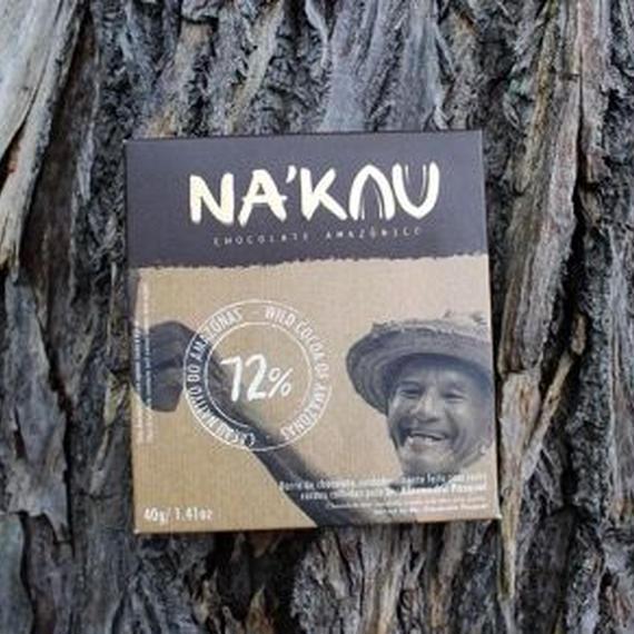 Na'kau 72% チョコレート