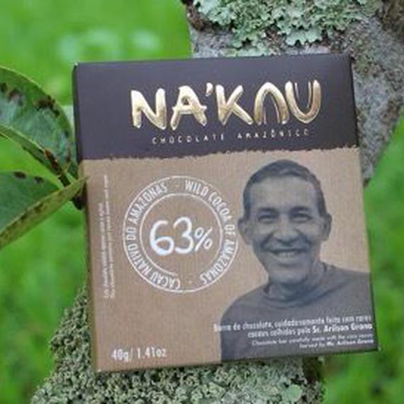 Na'kau 63% チョコレート
