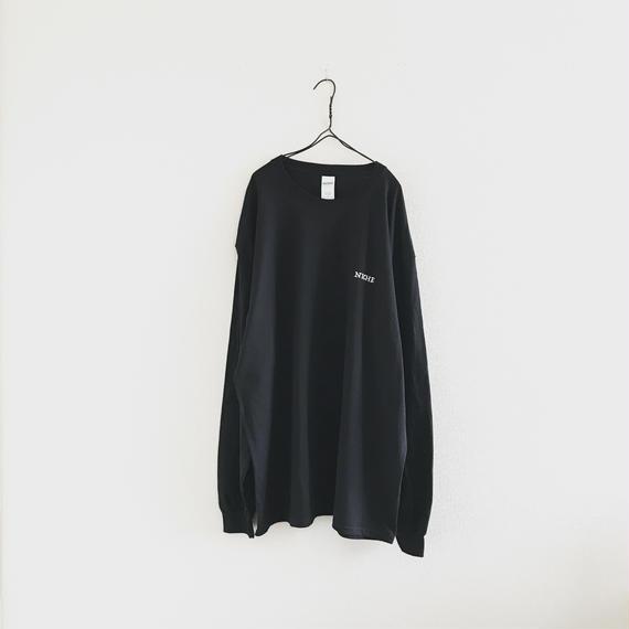・前払いお取り置き・ NICHE ロンT  ブラック (XL)