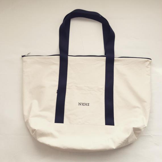 NICHE BAG60  生成り×ブラック