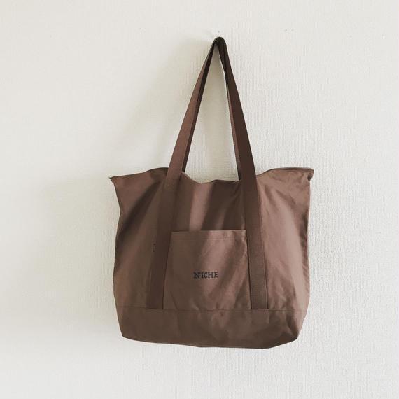 NICHE BAG50  ココア