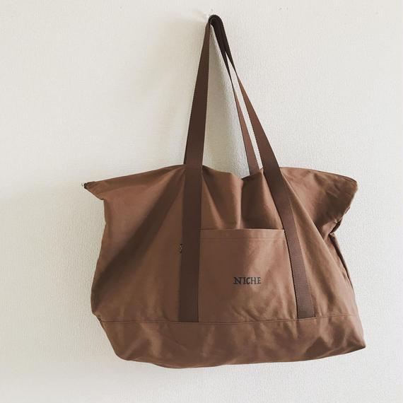 NICHE BAG60  ココア