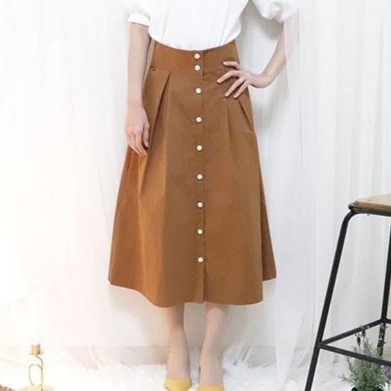 button A longsk(beige/brown/black)