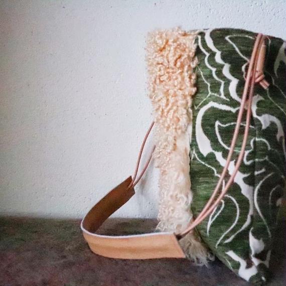 tapestry bag (lamb)