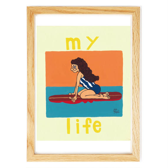 040 My  Life  Women  A4size