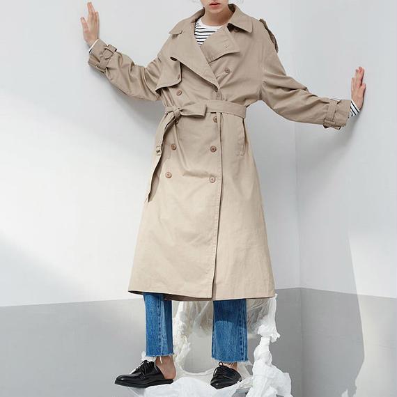 long trench coat/ロング トレンチコート