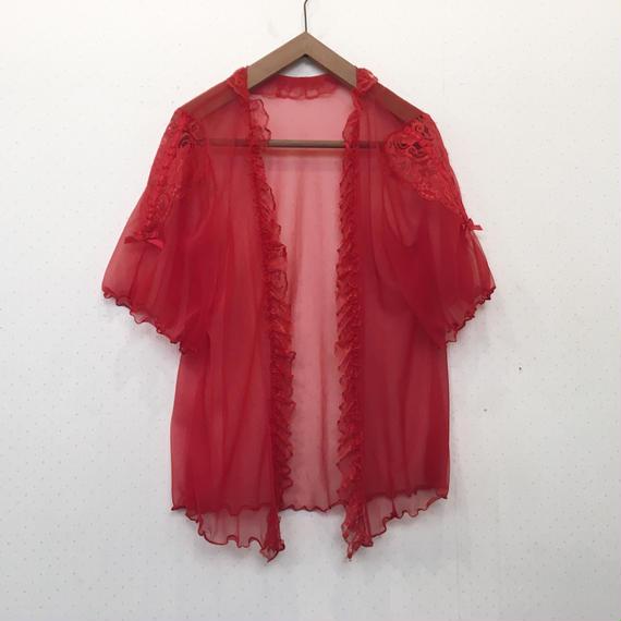 used lingerie cape
