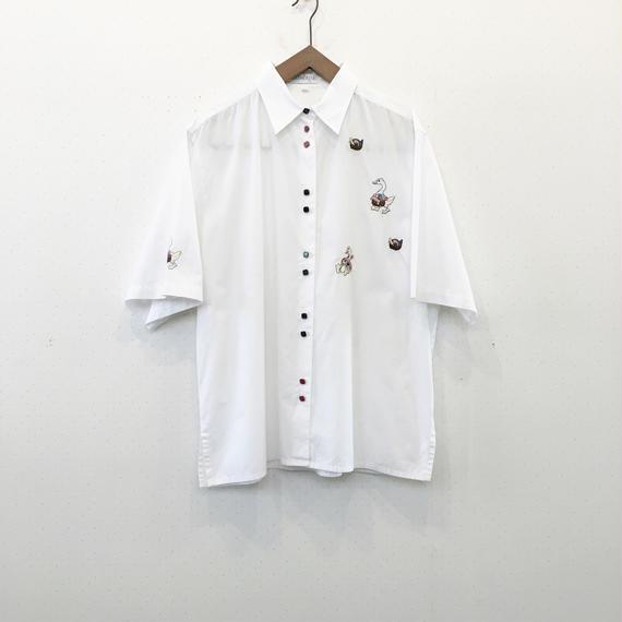 used animal blouse