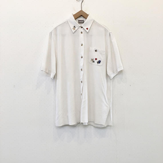 used wappen blouse