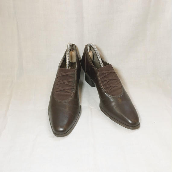 used heel Loafer