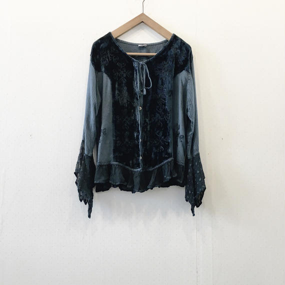 used INDIA  blouse