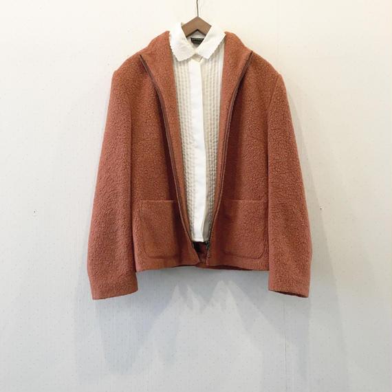 used fleece jacket
