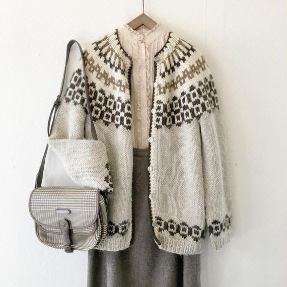 used Nordic sweater