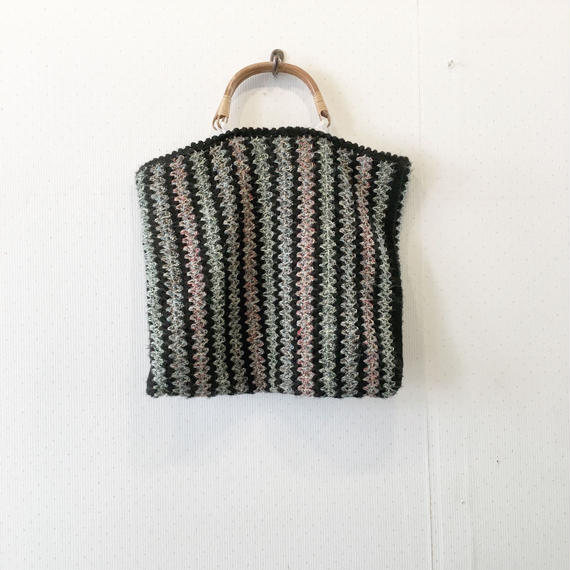 used knit bag
